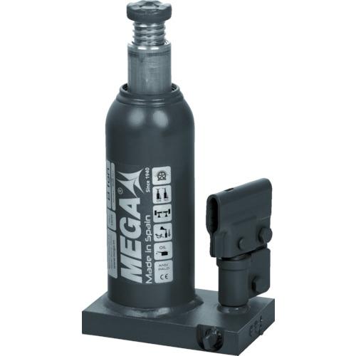 MEGA(メガ) ボトルジャッキ 8トン 1台 BR8G