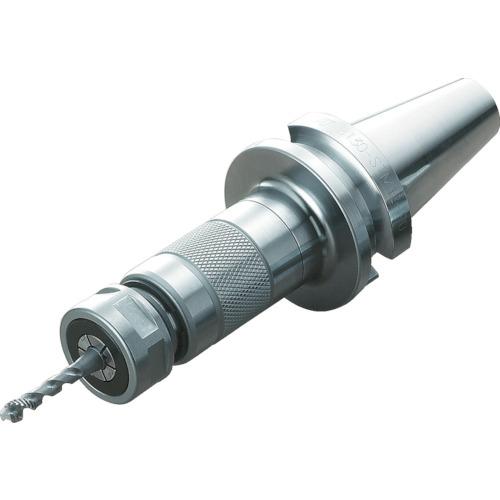 NT(エヌティー) 高さ調整式シンクロ用タップホルダ シャンクBT30 120L 1個 BT30-STM8-120