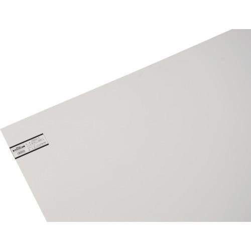 【直送】【代引不可】光 エンビ板 白 1820×900×1.0mm 1枚 EB1891-5