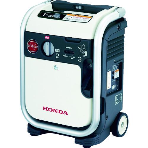 【直送】【代引不可】HONDA(ホンダ) 防音型インバーター発電機 エネポ 900VA(交流/直流) 1台 EU9IGBJNT