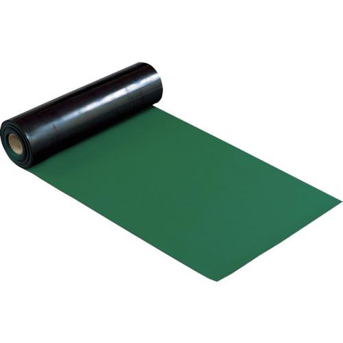 【直送】【代引不可】ホーザン(HOZAN) 導電性カラーマット グリーン 1巻 F-761