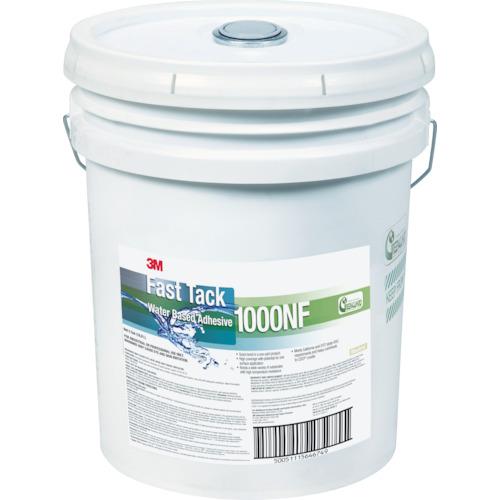 【直送】【代引不可】3M 速乾型水性接着剤 FT1000NF 紫 19L 1個 FT1000NF PU 5GAL