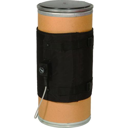 【直送】【代引不可】アクアシステム 50Lドラム缶用ヒートジャケット (100V) HTJ-B-50D