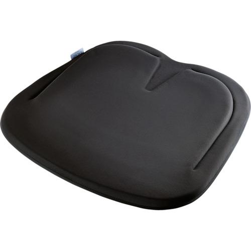 EXGEL(エクスジェル) ハグドライブシートクッション ブラック 1枚 HUD02-BK