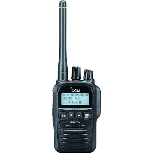 ICOM(アイコム) デジタルトランシーバー 1台 IC-DPR7BT