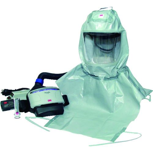 【希望者のみラッピング無料】 3M バーサフロー[[TM上]] 電動ファン付き呼吸用保護具 JTRS-855J+ JTRS-855JPLUS, クリモトマチ 642be126