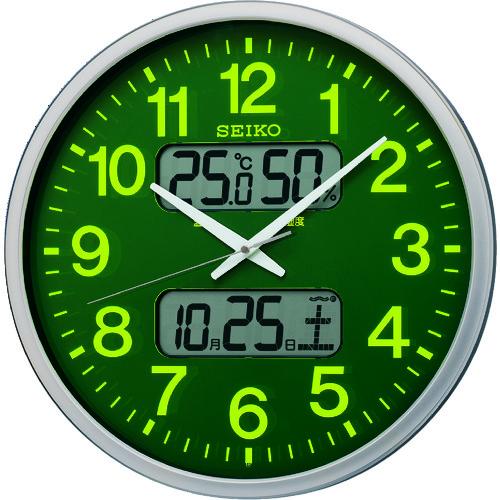 SEIKO(セイコー) 大型電波掛時計 1個 KX237H