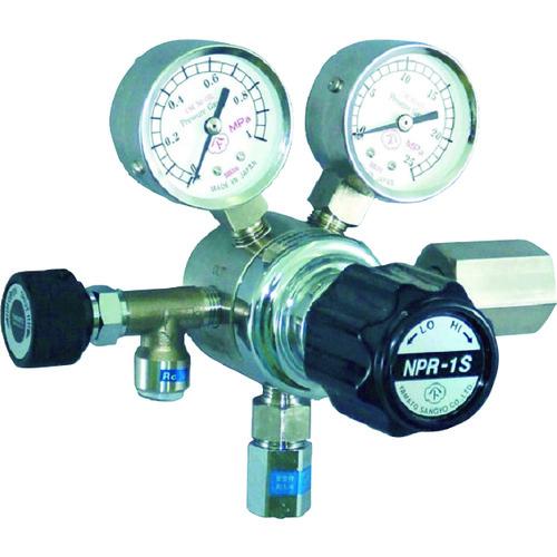 ヤマト 分析機用圧力調整器 NPR-1S 1個 NPR-1S-R-11N01-2210-F
