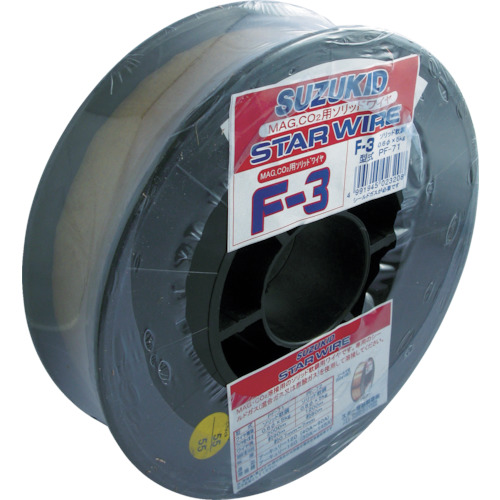 SUZUKID(スズキッド) ソリッド軟鋼0.6φx5.0kg 1巻 PF-71