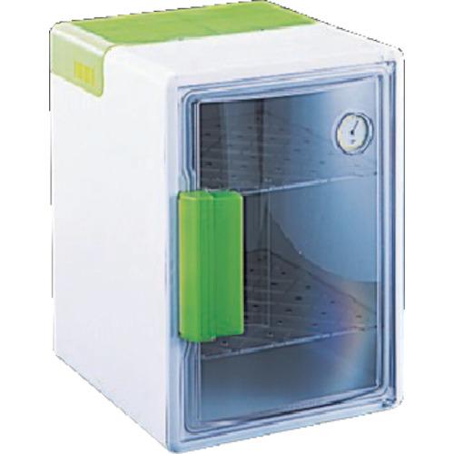 サンプラテック 除湿保冷庫 I-BOX オート グリーン 0151E