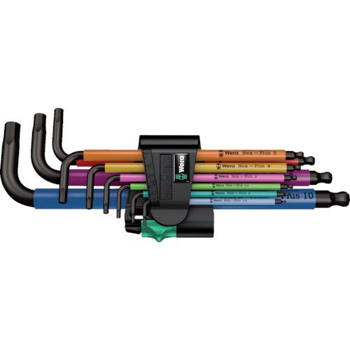 Wera(ベラ) 950SPKL マルチカラーヘックスキーセット 022210