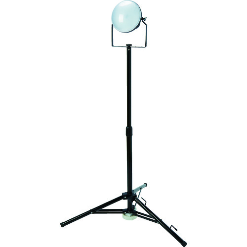 TRUSCO(トラスコ) LED投光器 DELKURO 三脚タイプ 1灯 50W 5m 1台 RTLE-505-SK