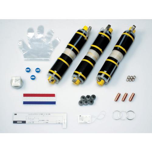3M 6kV接続材 収縮チューブタイプ 150SQ用 1S S6CS R4-150 EM