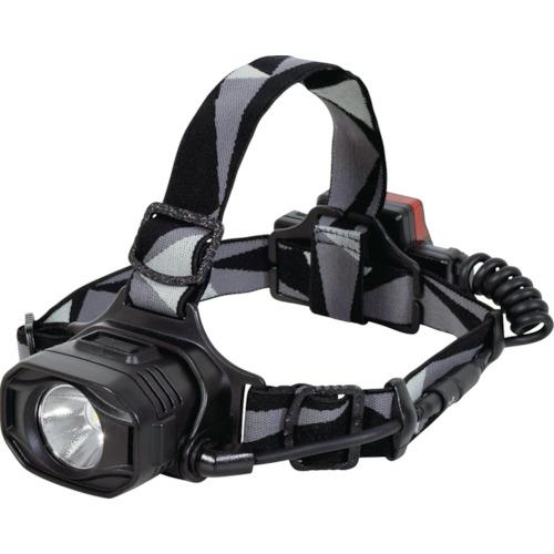 【マラソン限定!P7倍以上!※要エントリー】日動(NICHIDO) 充電式LEDヘッドライト バックライト付 1台 SHL-8W-BL-CH