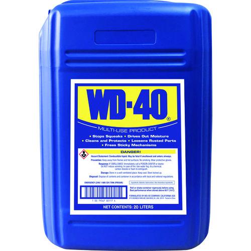 エステー 超浸透性防錆差剤WD40MUP20L ST90985