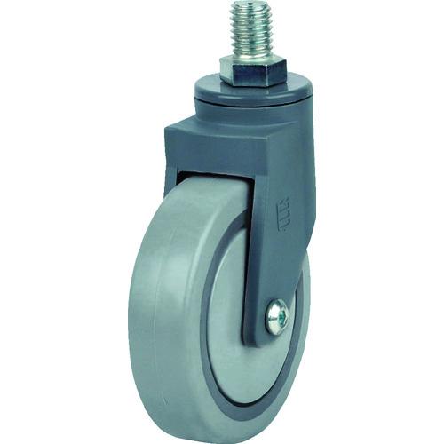 SAMSUNGCASTER 樹脂キャスター 自在 エラストマー 100mm 96個 TP3840-21-MIR-TG