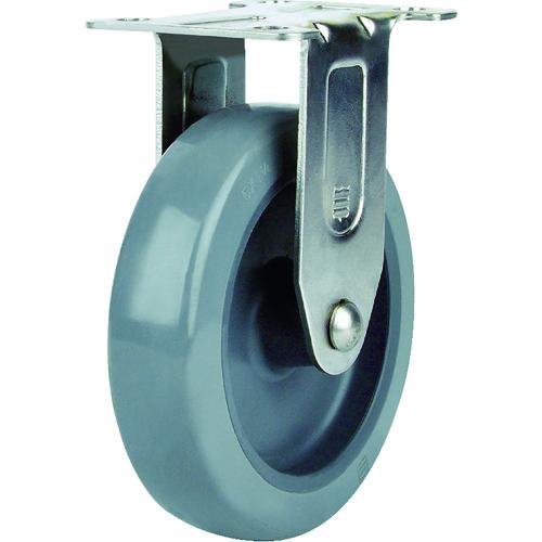 SAMSUNGCASTER ステンレスキャスター 固定 ウレタン 100mm 48個 TP5140R-01-PLY