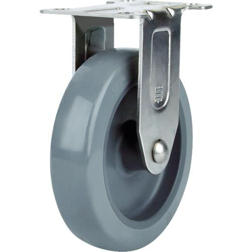 SAMSUNGCASTER ステンレスキャスター 固定 ウレタン 125mm 40個 TP5150R-01-PLY