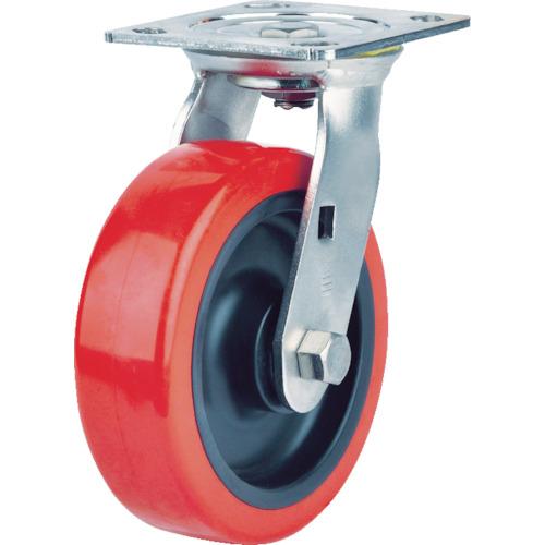 SAMSUNGCASTER ステンレスキャスター 自在 ウレタン 150mm 30個 TP6360-01-PRO
