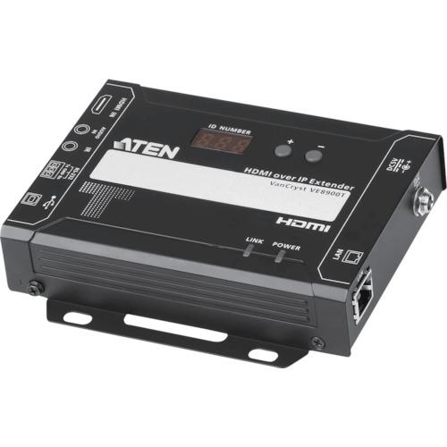 ATEN(エイテン) ビデオ延長器用トランスミッター HDMI Video over IP 1台 VE8900T