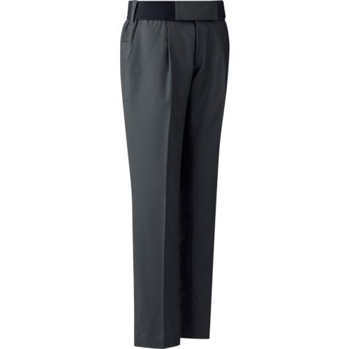 ミドリ安全 女性用 楽腰パンツ VEL509下 チャコール 9号 1着 VEL509SITA-9