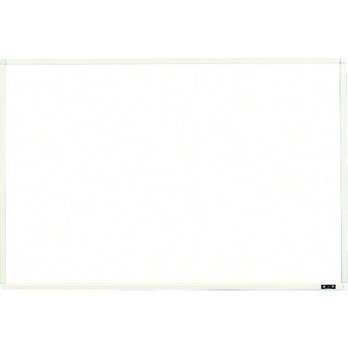 【直送】【代引不可】TRUSCO(トラスコ) スチール製ホワイトボード 白暗線 900X1200 WGH-112SA-W