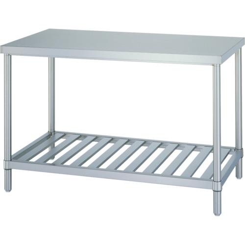 高質で安価 【直送】【】シンコー 1台 WSN-12075:工具屋のプロ 店 ステンレス作業台スノコ棚-DIY・工具
