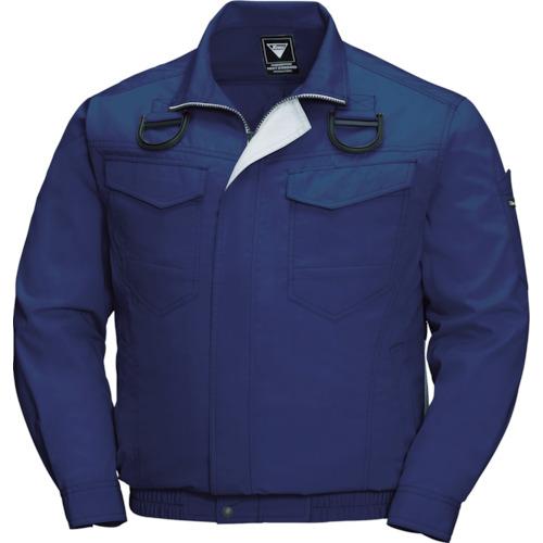 XEBEC(ジーベック) 空調服 綿ポリ混紡ペンタスフルハーネス仕様空調服 1着 XE98101-19-5L
