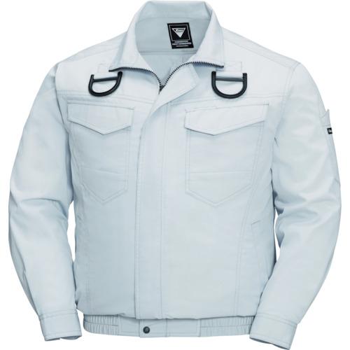 XEBEC(ジーベック) 空調服 綿ポリ混紡ペンタスフルハーネス仕様空調服 1着 XE98101-22-5L