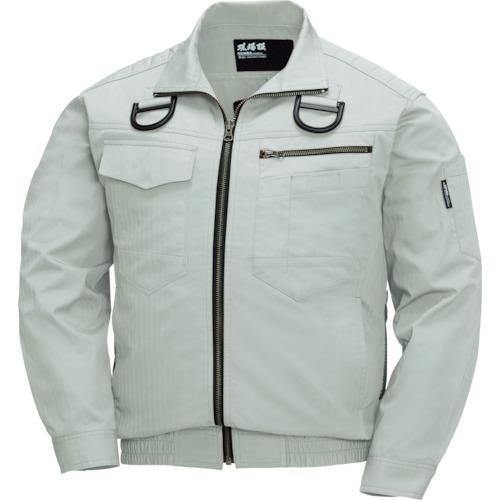 XEBEC(ジーベック) 空調服 綿薄手現場服ヘリンボンフルハーネス仕様空調服 1着 XE98102-39-LL