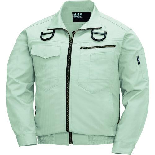 XEBEC(ジーベック) 空調服 綿薄手現場服ヘリンボンフルハーネス仕様空調服 1着 XE98102-39-S