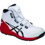 ASICS(アシックス) ウィンジョブCP304 BOAホワイト/ブラック 26.5cm 1271A030.100-26.5