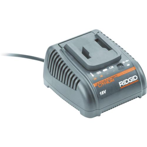 RIDGID(リジッド) 18V リチウムイオンバッテリー用充電器 44793