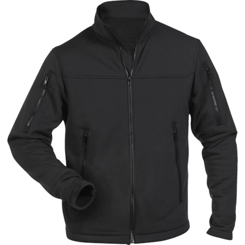 5.11 FR ポーラーテック フリースジャケット ブラック S 46127-019-S
