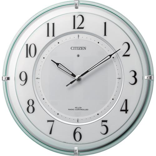CITIZEN(シチズン) 電波掛時計 4MY851-005
