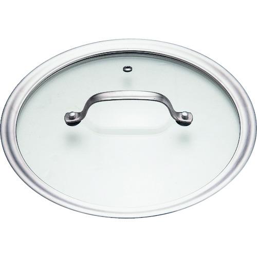 TKG IHセレクト 2層クラッド鍋用 ガラス蓋 15cm ANB3901