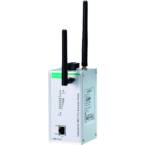 MOXA ワイヤレス アクセスポイント/クライアント AWK-1131A-JP