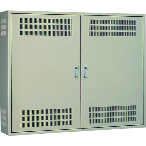 【直送】【代引不可】Nito(日東工業) 熱機器収納キャビネット 1個入り B25-85-2L