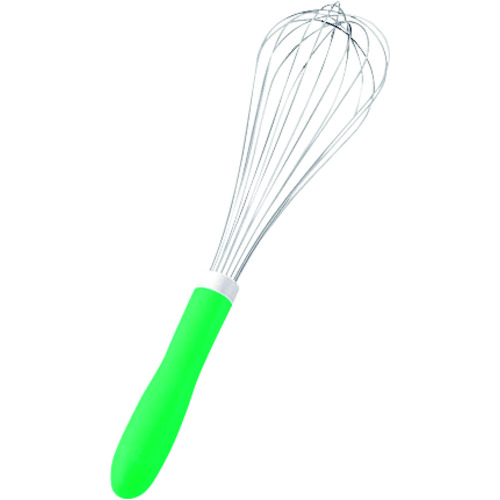 TKG 抗菌カラーハンドル泡立 40cm グリーン BAW3215