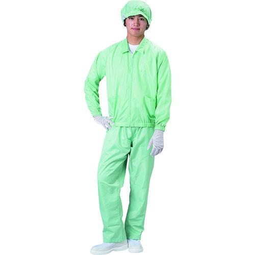 ブラストン ジャケット(衿付)-緑-M BSC-41001-G-M