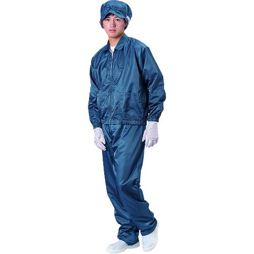 ブラストン ジャケット(衿付)-紺-6L BSC-41001-N-6L