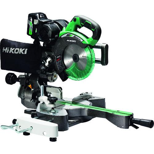 【直送】【代引不可】Hikoki(ハイコーキ) 36Vマルチボルト コードレス卓上スライド丸のこ190mm C3607DRA-XP