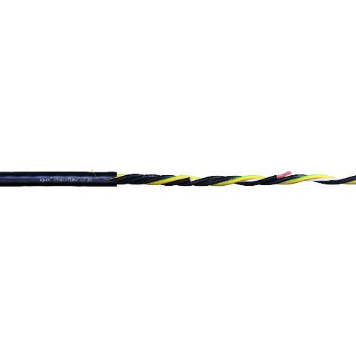 igus(イグス) チェーンフレックス可動専用ケーブル 10m CF30.25.04-10