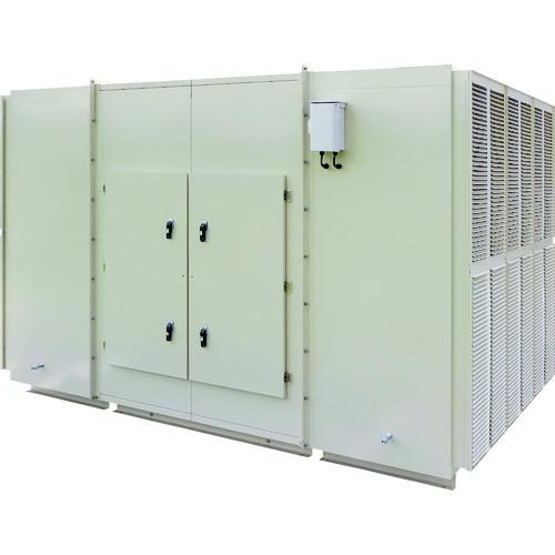 【直送】【代引不可】鎌倉製作所 気化放熱式涼風給気装置 クールラージファン CLF-900S