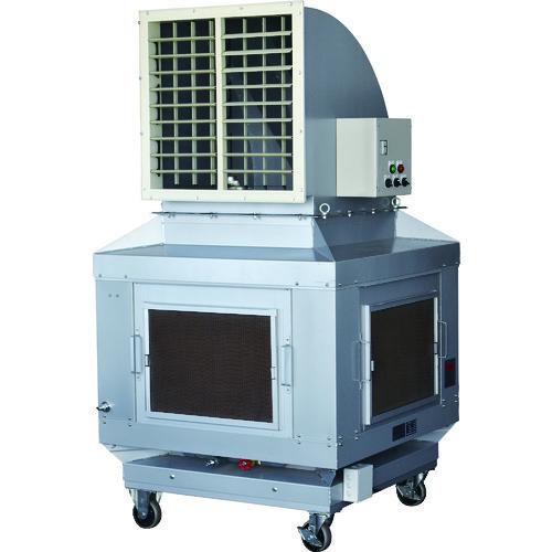 【直送】【代引不可】鎌倉製作所 気化放熱式涼風扇 屋内移動形 クールルーフファン 24MK CRF-24MK-E3