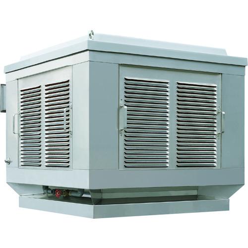 【直送】【代引不可】鎌倉製作所 気化放熱式涼風給気装置 750φ 屋根設置用 下方向吹出形 50Hz CRF-30Z2-E3-50HZ