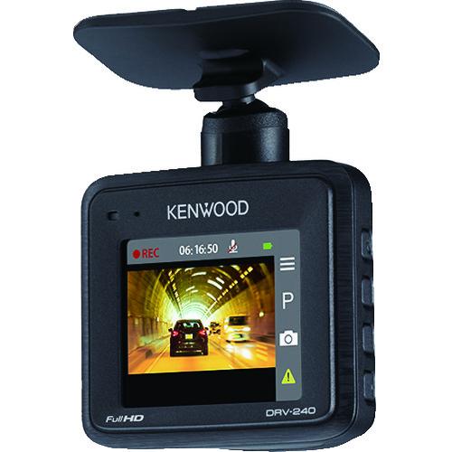 KENWOOD(ケンウッド) ドライブレコーダー DRV-240