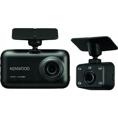 KENWOOD(ケンウッド) 前方・室内撮影可能ドライブレコーダー DRV-MP740