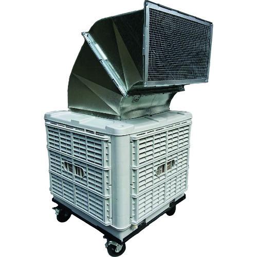【直送】【代引不可】アースブロー ダクト付気化式冷風機 EA-DTC250D1