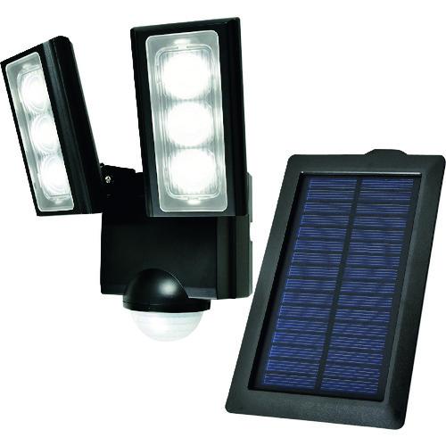 ELPA(エルパ) ソーラー式センサーライト2灯 ESL-312SL